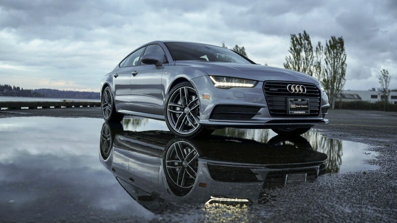 Your Ridiculously Awesome Audi A7 Wallpaper Is Here