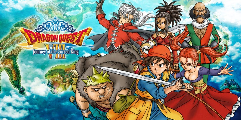 Illustration for article titled Dragon Quest VIII: Journey of the Cursed King Take 2