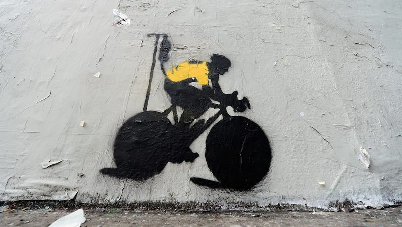 """Illustration for article titled Lance Armstrong: Tour De France """"Impossible To Win Without Doping"""""""