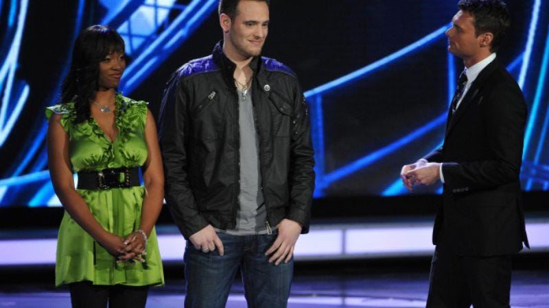 Illustration for article titled American Idol: Seven Finalists Compete (Again)