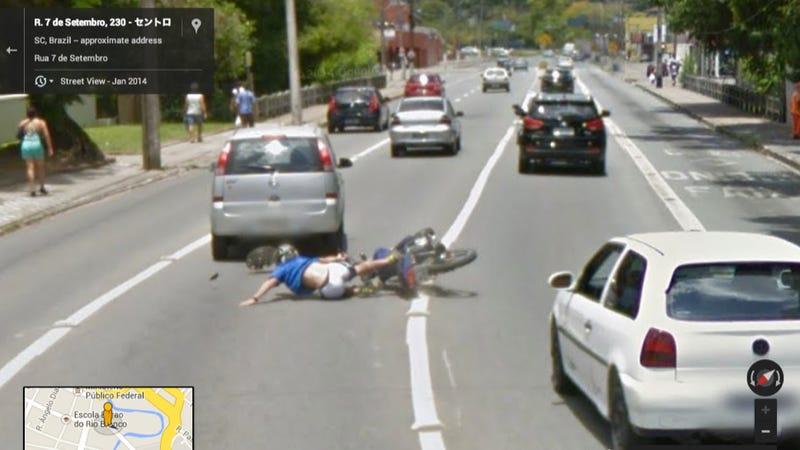 google фотографии улиц
