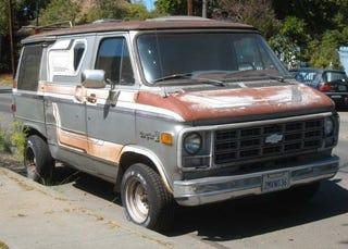 1978 Chevrolet Chevy Van 20