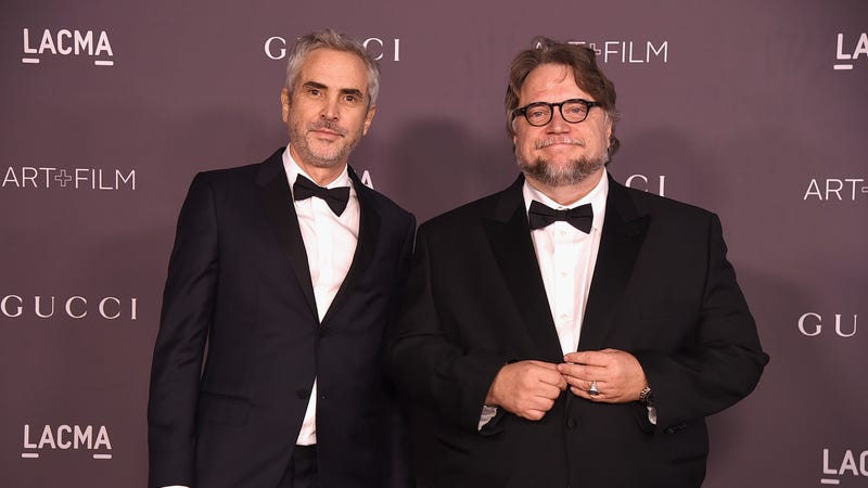 Illustration for article titled Guillermo Del Toro and Alfonso Cuarón would rather the Oscars not hand out awards during commercials
