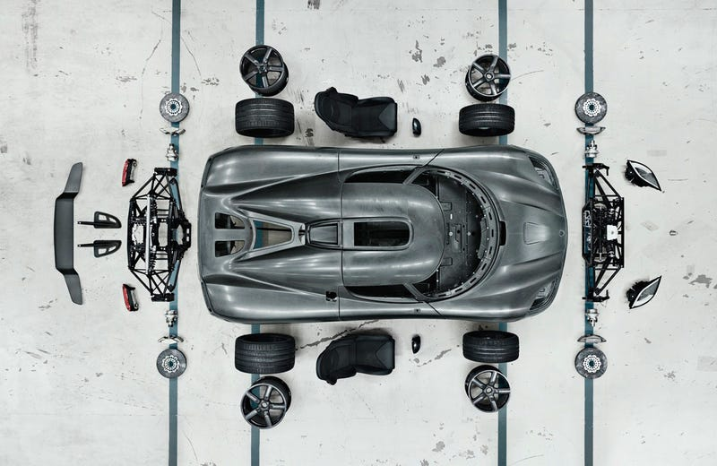 Illustration for article titled Koenigsegg: 0-100 in 10 years.