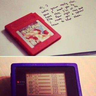 Illustration for article titled Pokemon love