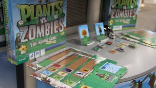 Illustration for article titled This Is An Official Plants Vs Zombies Board Game