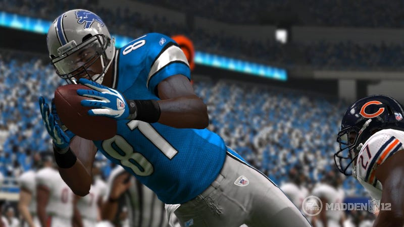 Illustration for article titled Whether Fans Pick Megatron or Cam Newton, Madden will be the Big Winner