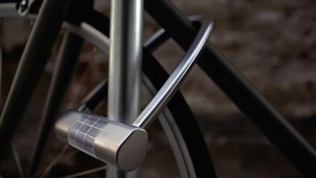 Skylock, un ingenioso candado WiFi que avisa si intentan robar tu bici