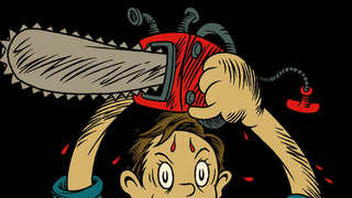 Illustration for article titled Dr. Seuss's Evil Dead is the children's book that needs to happen