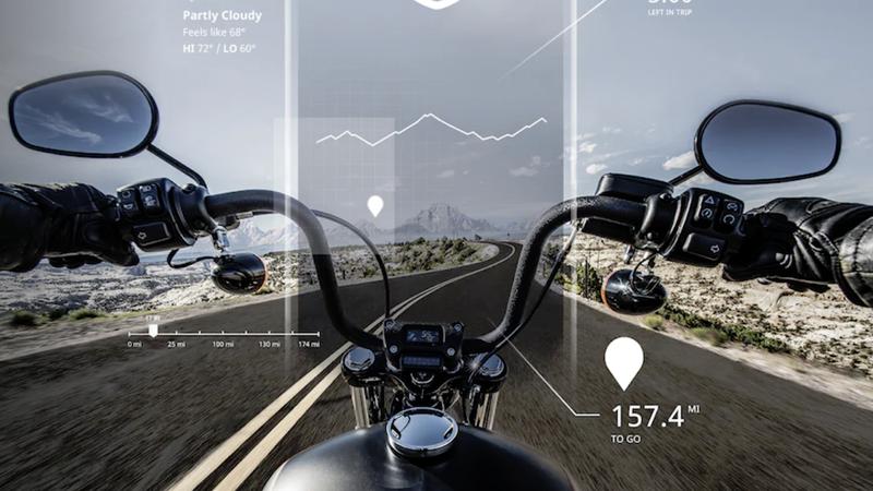 Illustration for article titled El producto más innovador de Harley Davidson es una nueva app de GPS (y puedes usarla con cualquier moto)