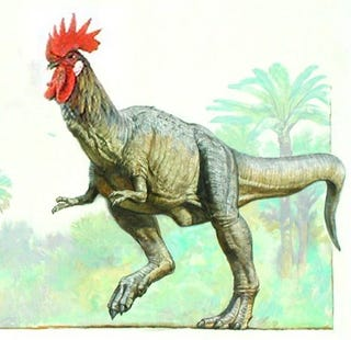 Illustration for article titled Scientists Create Dinosaurs By Tinkering With Chicken DNA
