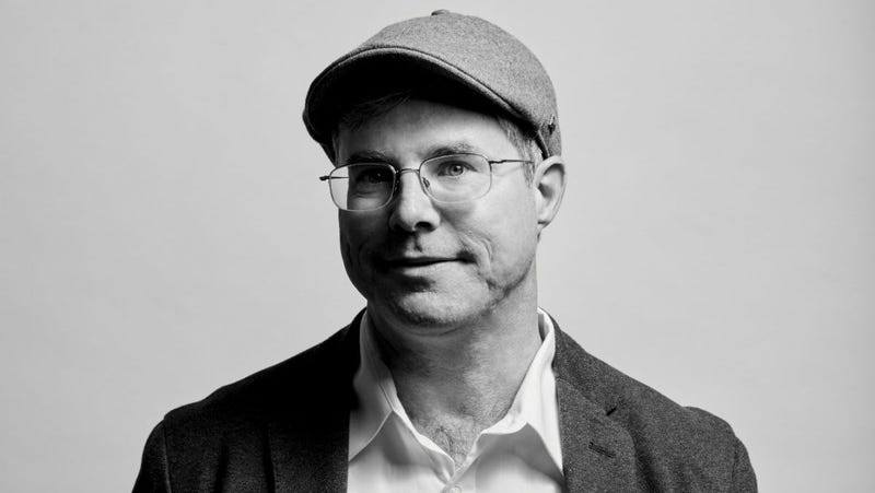 Andy Weir, author of The Martian and Artemis. Image: Random House/Aubrie Pick