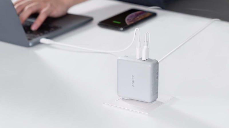 Anker PowerPort Speed+ | $20 | Amazon