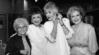 Illustration for article titled Five-Year-Old Obit for Golden Girl Rue McClanahan Goes Viral Yet Again