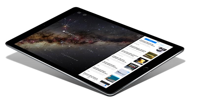 Illustration for article titled iPad Pro: 12 gloriosas pulgadas que quieren ser tu próxima oficina móvil