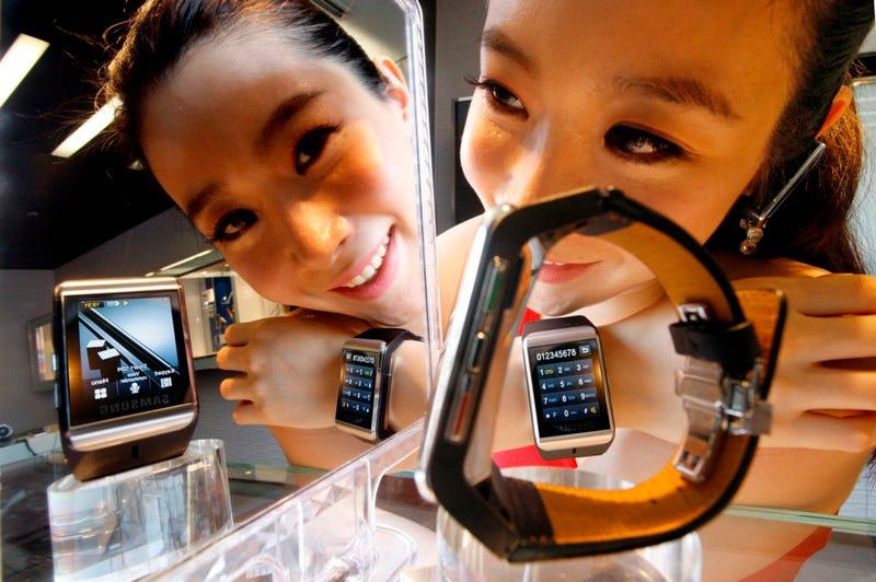 Illustration for article titled Confirmado: Samsung trabaja en su propio reloj inteligente