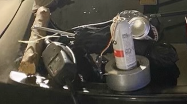 Fake Bomb In Stolen Tesla Was Planted By Radical Right Asshole, NYPD Says