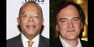 Henry Louis Gates Jr. (Jamie McCarthy/Getty); Quentin Tarantino (Frederick M. Brown/Getty)