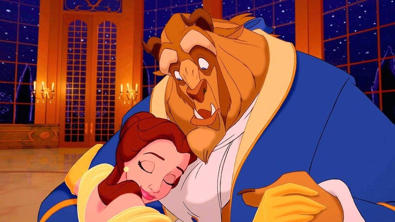 Photo: Beauty And The Beast