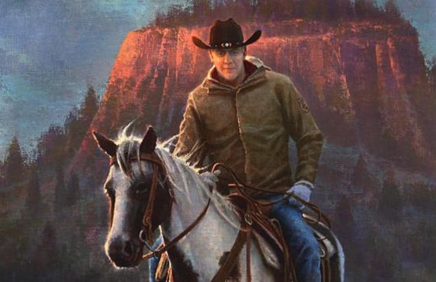 Ryan Zinke Unveils Official Portrait Featuring National Monument He Shrunk