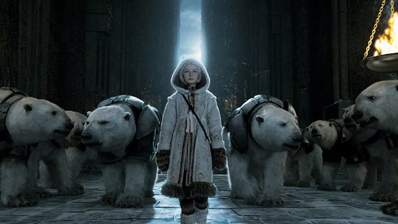His Dark Materials TV Series F...