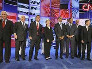 Illustration for article titled Who Wore It Best? New Hampshire Debate Edition