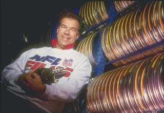 Illustration for article titled Idol Makers: How Steve And Ed Sabol Turned NFL Films Into An Empire
