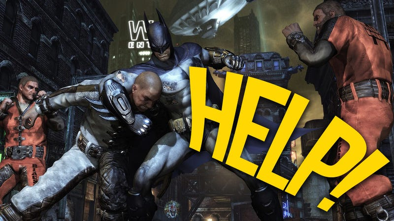 Illustration for article titled Before You Start... Tips for Playing Batman: Arkham City The Best Way