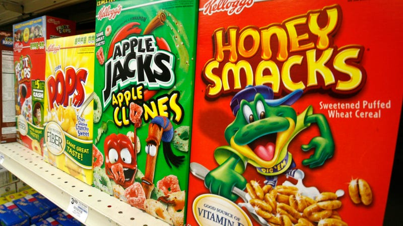 Illustration for article titled People Are Still Eating Recalled Honey Smacks Cereal—and They're Getting Sick