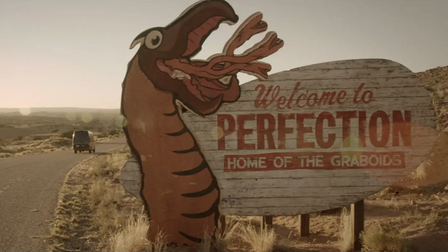 Embrace Cheesy Horror With This Half-Hour Documentary on the Creation of Tremors
