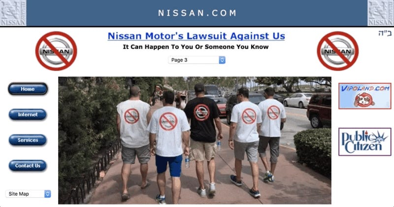 Uzi Nissan Spent 8 Years Fighting The Car Company With His Name. He Nearly Lost Everything To Win