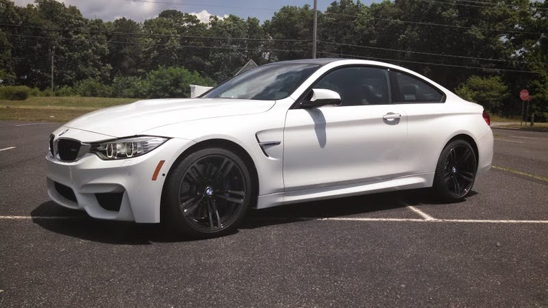 What You Learn Driving The Bmw M4 On A Public Road