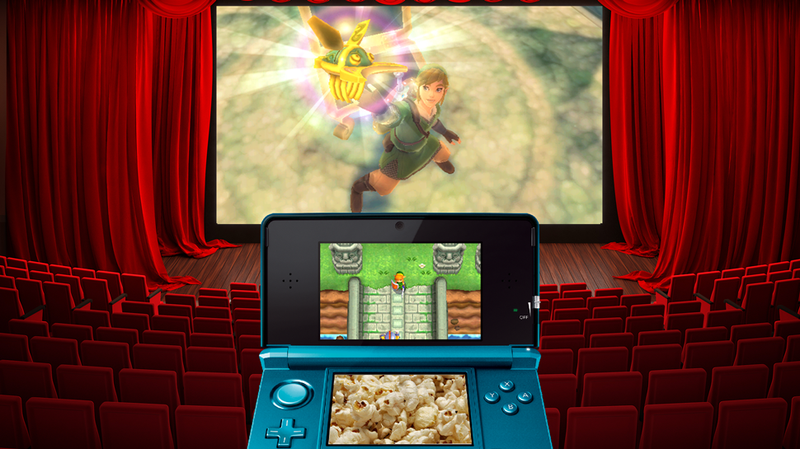 Illustration for article titled You Might Need Your 3DS If There's Ever A Legend of Zelda Movie