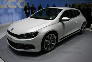 Illustration for article titled Report: VW Scirocco May Come Stateside After All