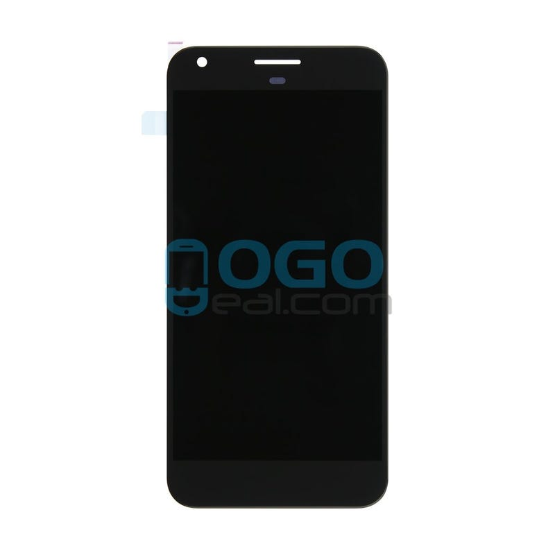 Illustration for article titled LCD & Digitizer Touch Screen Assembly Replacement for Google Pixel XL - Black