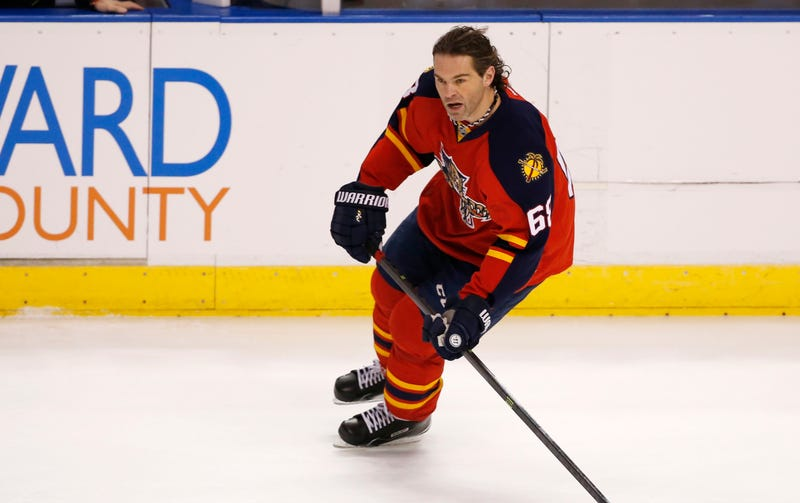 Illustration for article titled Jaromir Jagr Gave Up His 10 Cups Of Coffee Per Day For Lent