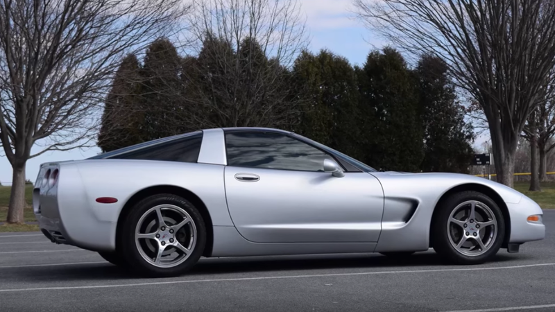 The Chevrolet Corvette C5 Is The Flavored Condom Of Cars
