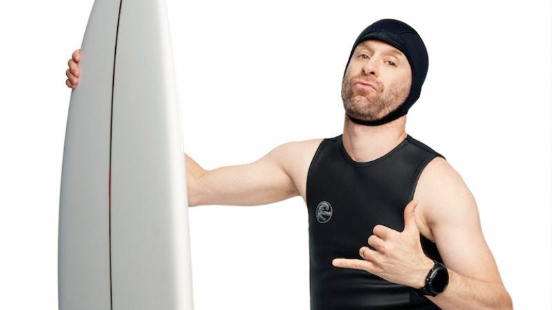 Illustration for article titled Jon Glaser answers your questions on Delocated, beach gear, and squirrel art