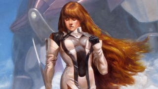 Illustration for article titled Xenogears Lives On In This Awesome Painting