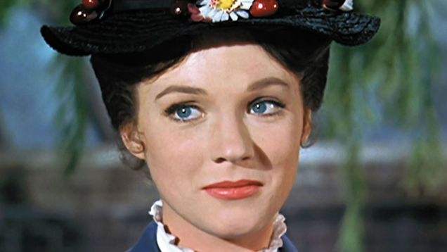 Delightfully, Julie Andrews Will Play a Pivotal Role in the Aquaman Movie