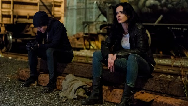 A downright confusing episode of Jessica Jones takes some odd swerves
