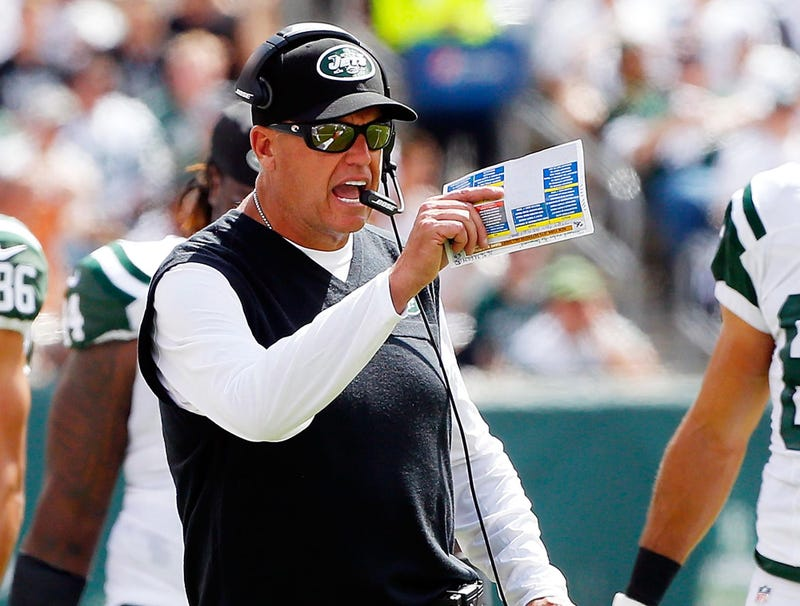 Illustration for article titled Report: Stresses Of Jets Coaching Job Has Caused Rex Ryan To Lose Over 400 Pounds