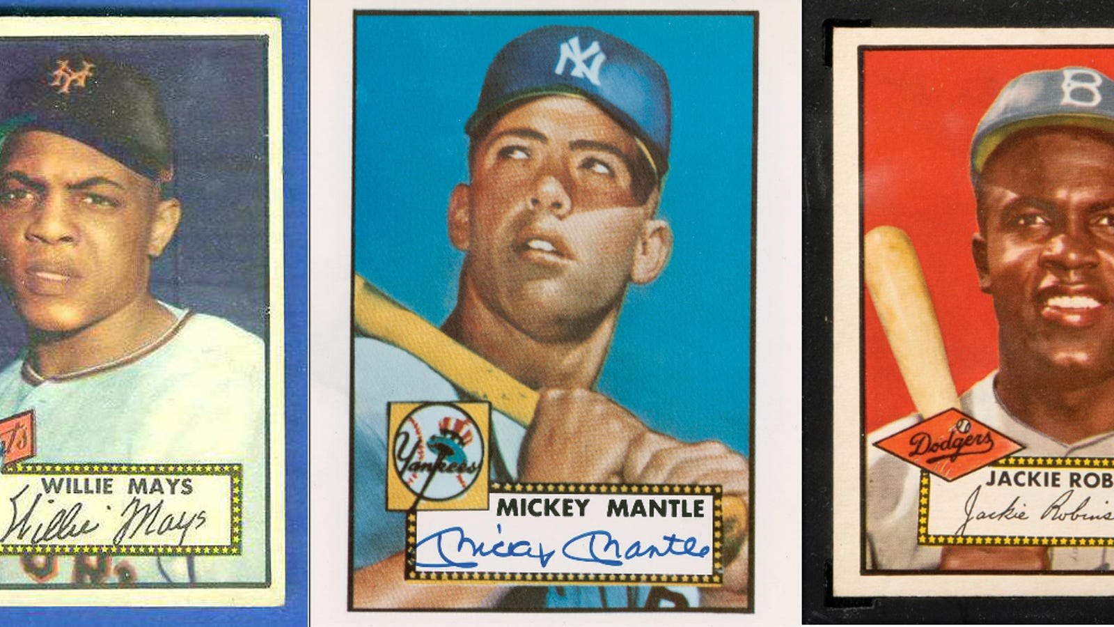 The Unlikely Story Of How Baseball Card Design Shaped Modern Fandom
