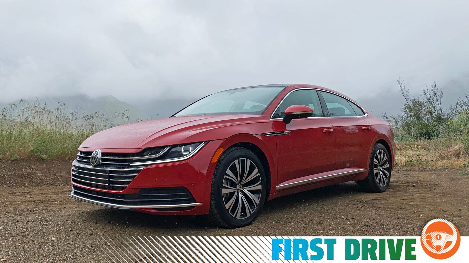 The 2019 Volkswagen Arteon Is a Different Kind of Status Symbol