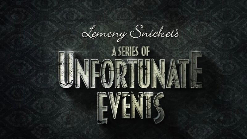 Illustration for article titled Netflix's Series Of Unfortunate Events will unfold on Friday the 13th