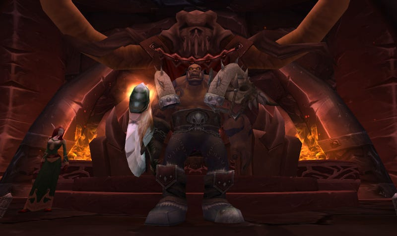 Illustration for article titled The Horde has a new Warchief, and what it means for the future of WoW