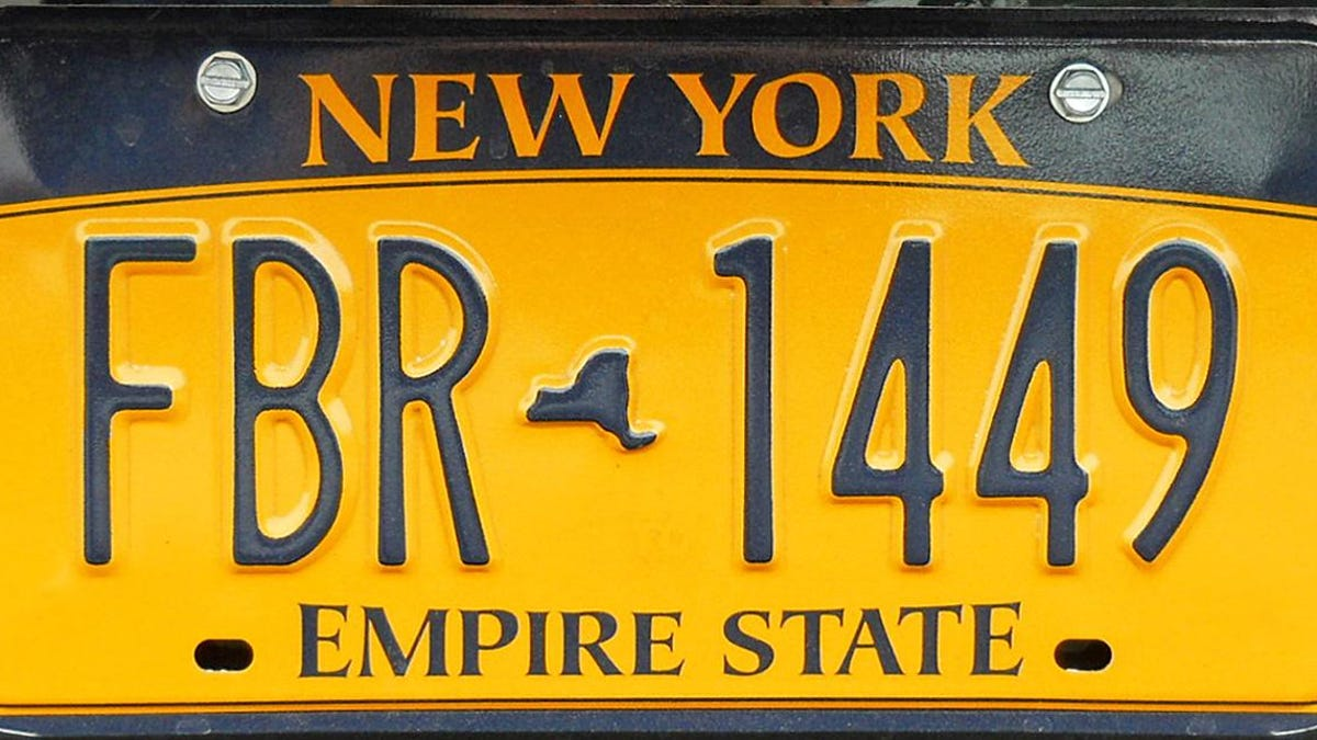The Ten Worst State License Plates