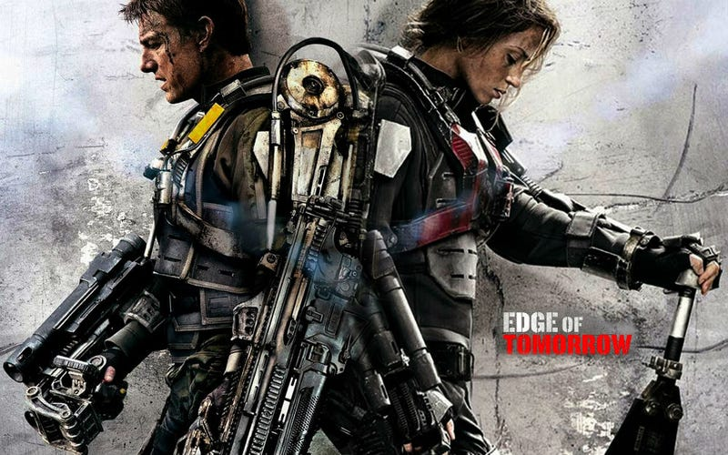Illustration for article titled Tom Cruise Has An Idea For An Edge of Tomorrow Sequel
