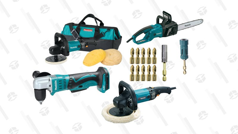 Makita Gold Box | Amazon