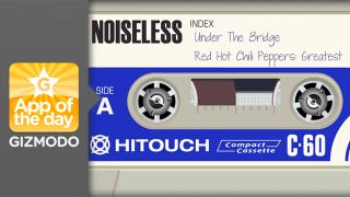 Illustration for article titled AirCassette for iPhone: The 80's Weren't So Bad